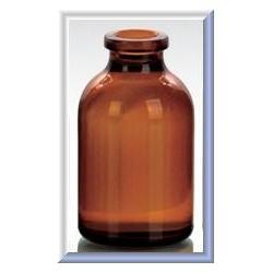 20mL Amber Serum Vials, 32x58mm, Ream of 115