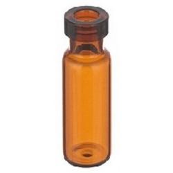 3mL Amber Serum Vials, 15x40mm, Ream of 288