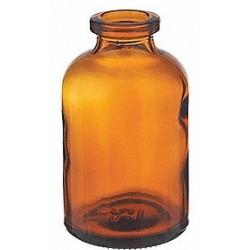 30mL Amber Serum Vials, 36x63mm, Ream of 92