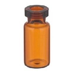 2mL Amber Serum Vials, 15x32mm, Ream of 580