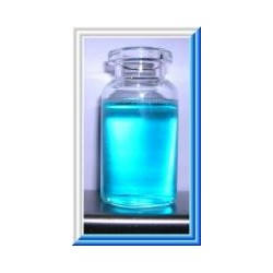 10mL Clear Serum Vials, 24x47mm, Case of 1224