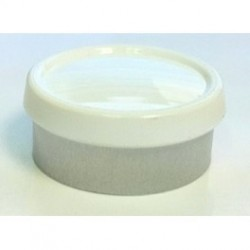20mm Superior Flip Cap Vial Seal, White, Bag 1000