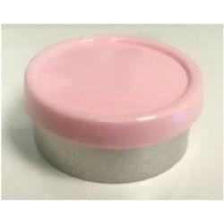 20mm Superior Flip Cap Vial Seal, Gloss Pink, Bag 1000