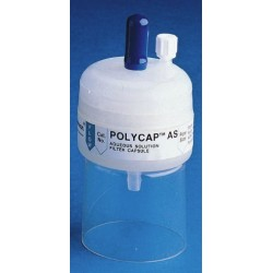 Whatman Polycap 36AS Capsule Filter 6706-3602, WITH Filling Bell, 0.2um, pk 1