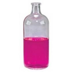 500mL Clear Serum Vials, 75mm x 190mm, Ream of 18
