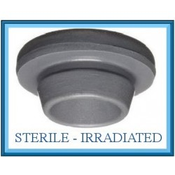 20mm Round Bottom Stopper, Irradiated, Bag of 1,000
