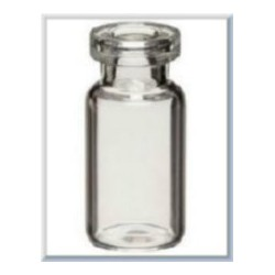 3mL Clear Serum Vial, 17x37mm, Ream of 455
