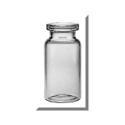 5mL Clear Serum Vial, 23x47mm, Case of 864