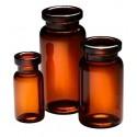 Amber Serum Vials