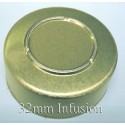 32mm Infusion Vial Seals